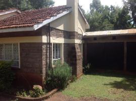 Hotel photo: Red Hill Homestays, Limuru