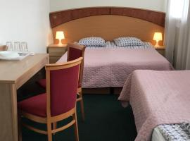 A picture of the hotel: Studio Hotel Aero