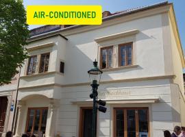 Hotel near Eizenštate