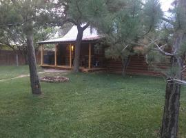 Hotel photo: Apple Lane Cabin and Guest House
