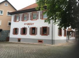 Hotel photo: Gästehaus zum Adler