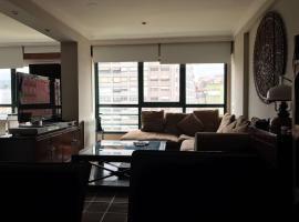 Hotel photo: Piso de lujo en pleno centro Vigo.100 mtrs.Garaje,4 personas