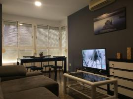 A picture of the hotel: Amplio y Comodo Apartamento