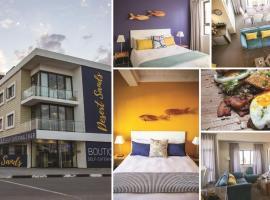 Hotel near Swakopmund