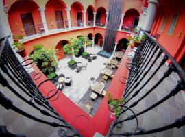 Hotel Photo: Hotel Casona Oaxaca