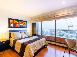Fotos de Hotel: Aparta-Estudio tipo Loft Centro Ineternacional Bogota-Colombia
