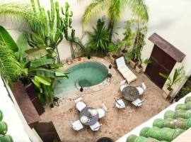 Hotel Foto: Riad les Ammonites and Spa