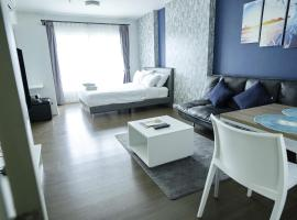 Hotel photo: Baan Kiang Fah Seaview Condo Huahin