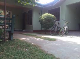 Hotel near Polonnaruwa