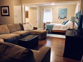 Hotel photo: Cozy Charming Cottage With Private Access And Patio