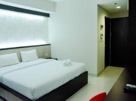 Hotel photo: Brand New Studio Room Atria Residence Apartment By Travelio