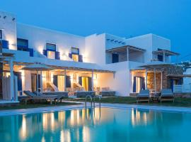 Zdjęcie hotelu: Villa Del Sol Mykonos