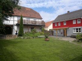 Hotel Photo: Ferienhaus am Eisgraben