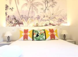 酒店照片: Apartamento Portalegre