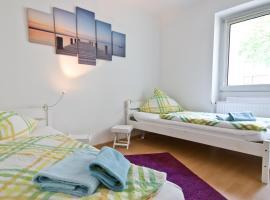 Hotel Foto: Top Ferienwohnung Veltins Arena
