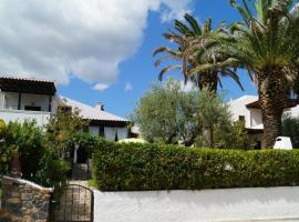 Hotel photo: Halkidiki Trikorfo Luxury Maisonette