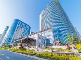 Hotel photo: Qingdao Hanzhuo Hotel