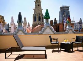 מלון צילום: Gaudi Hotel