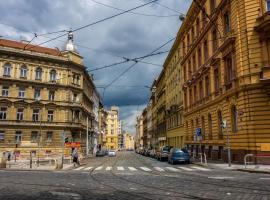 Hotel near Praga