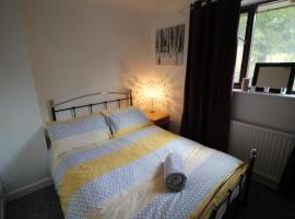 A picture of the hotel: 2 bedroom House In Cardiff with Garden Junction 32 (M4)