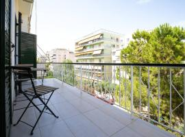 Hotelfotos: TONI'S 2BD Apartment in Faliro & close to Marina.