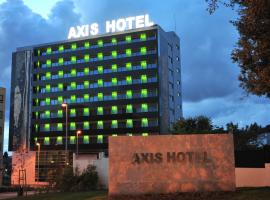 A picture of the hotel: Axis Porto Business & Spa Hotel