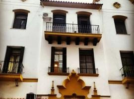 A picture of the hotel: Casa Moreno