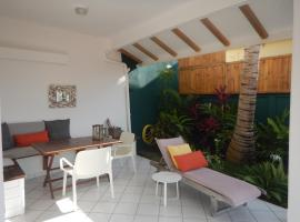 Hotel photo: Bungalow Anse Figuier