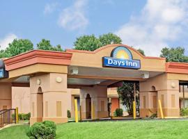 Hotel photo: Days Inn by Wyndham Durham/Near Duke University