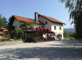 Hotel near Predjama