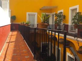 Hotel near Puebla