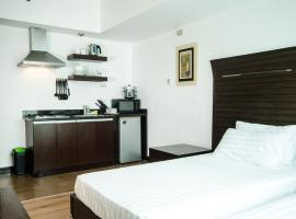 Hotel photo: LANCASTER HOTEL MANILA in Mandaluyong City