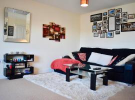 Фотография гостиницы: Modern apartment with private balcony