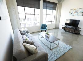 A picture of the hotel: Downtown Lofty Residences