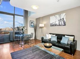 מלון צילום: One Bedroom Apartment Sussex II(SX504)