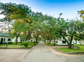 Hotel photo: Victoria Falls Rest Camp and Lodges