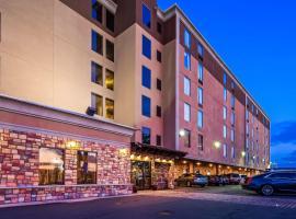Hotel near New Jersey