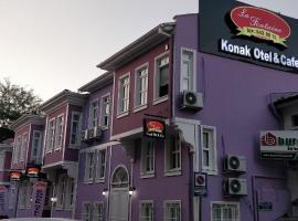 Hotel photo: Lafontaine Konak Otel