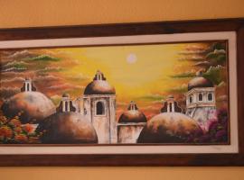 Hotel near Gwatemala