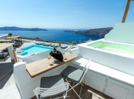 Hotel photo: Santorini's Balcony Art Houses