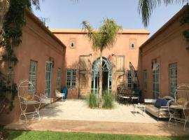 Hotel photo: villa marrakech