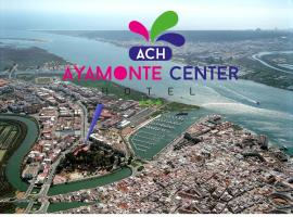Hotel foto: Hotel Ayamonte Center