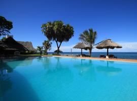 Hotel near Tanzânia