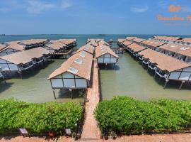 Hotel photo: Modern Water Chalet @ Lexis Port Dickson by Brassalova