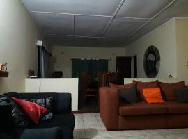 Hotel fotografie: Afro Edge