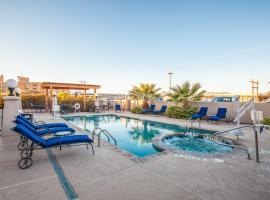 Hotel near El Paso