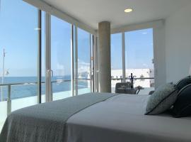 Hotel photo: MalagaSuite Seaview
