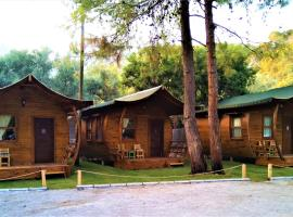 Hotel photo: Green Pine Beach & Bungallows