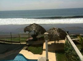 Hotel photo: Mansión Frente al Mar