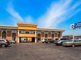 A picture of the hotel: Best Western Inn at the Rochester Airport